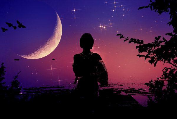 New Moon Transformation Healing