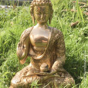 buddha beeld messing powertool