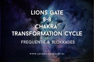 Lions Gate Chakra Transformation Cycle