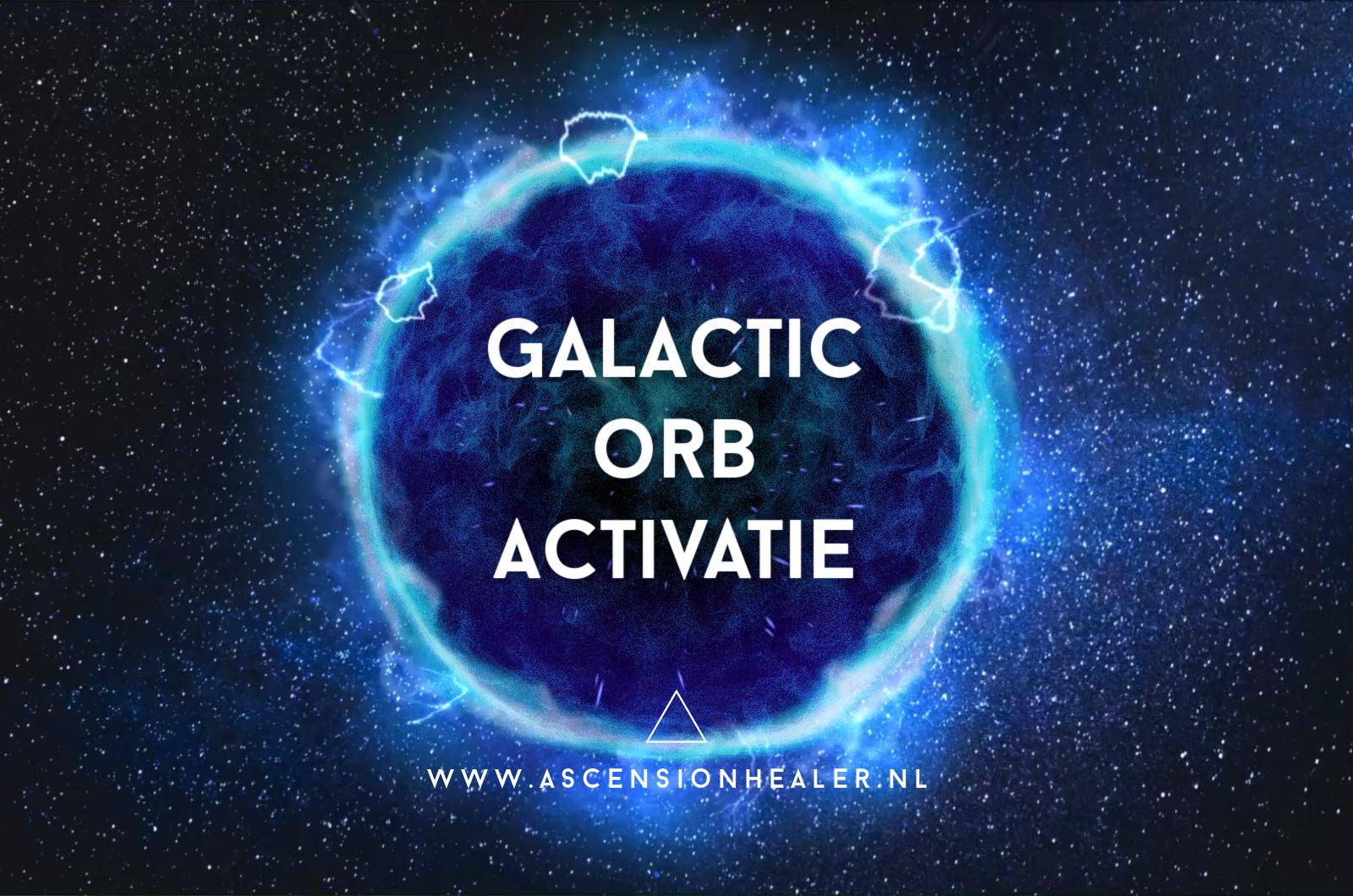 Galactic Orb Activatie