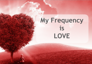 My Frequency is Love 7W